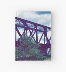 Trestle Bridge Hardcover Journal