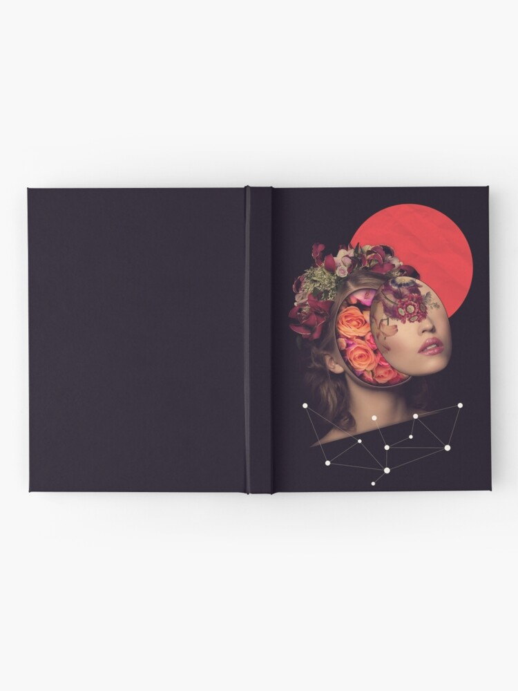 Alternate view of the bride Hardcover Journal