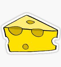 Cheese Sticker