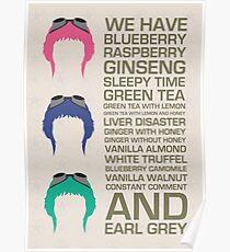 Myriad Of Teas Poster