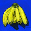 Never Enough Bananas by bernzweig