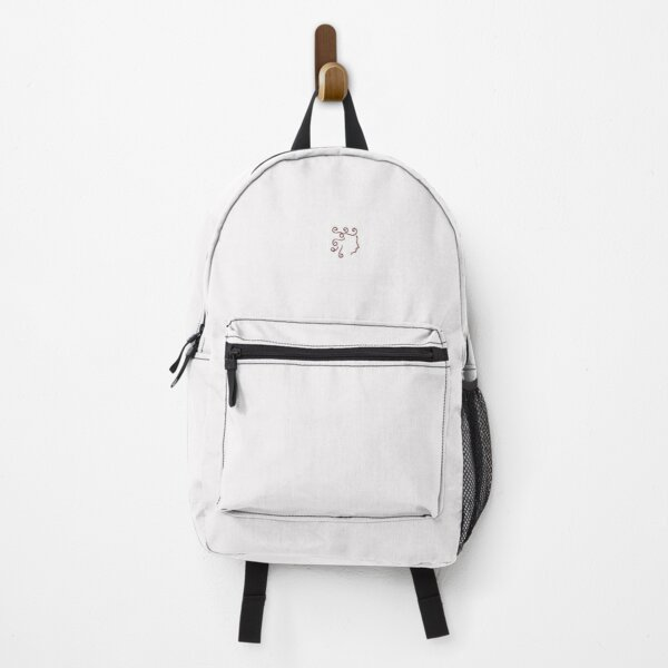 minimalist fine line simple boy Backpack