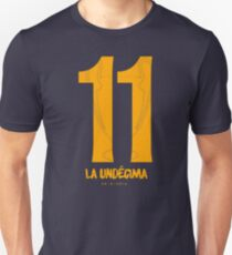 Real Madrid CF - La Undécima - Champions League Winners 2016 T-Shirt