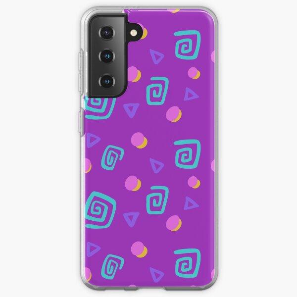 Karl Jacobs Pattern Samsung Galaxy Soft Case