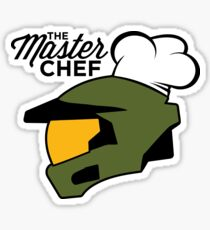 The Master Chef Sticker