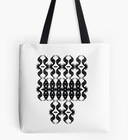 All-Seeing Eyes Tote Bag
