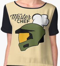 The Master Chef Women's Chiffon Top