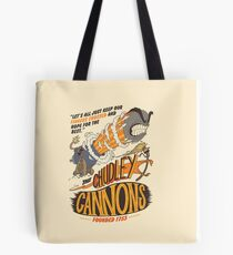 The Chudley Cannons Tote Bag