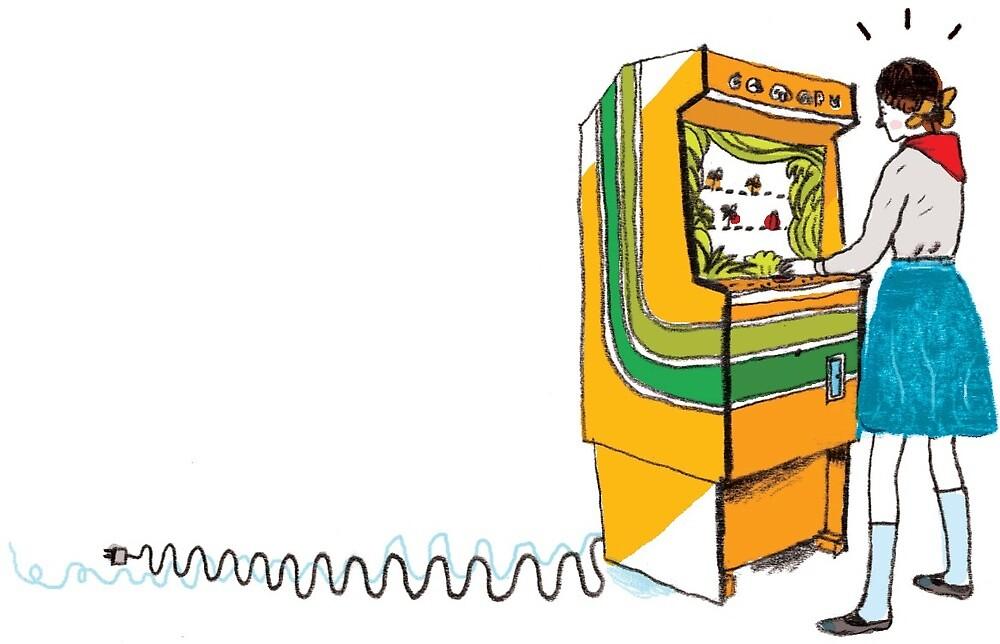Arcade  by OKNO