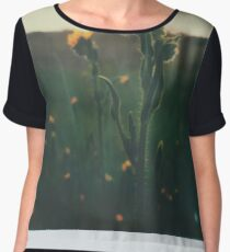 fiddlenecks Chiffon Top