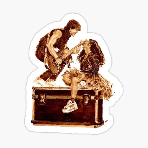 Luke and Julie - Julie and the Phantoms Sticker