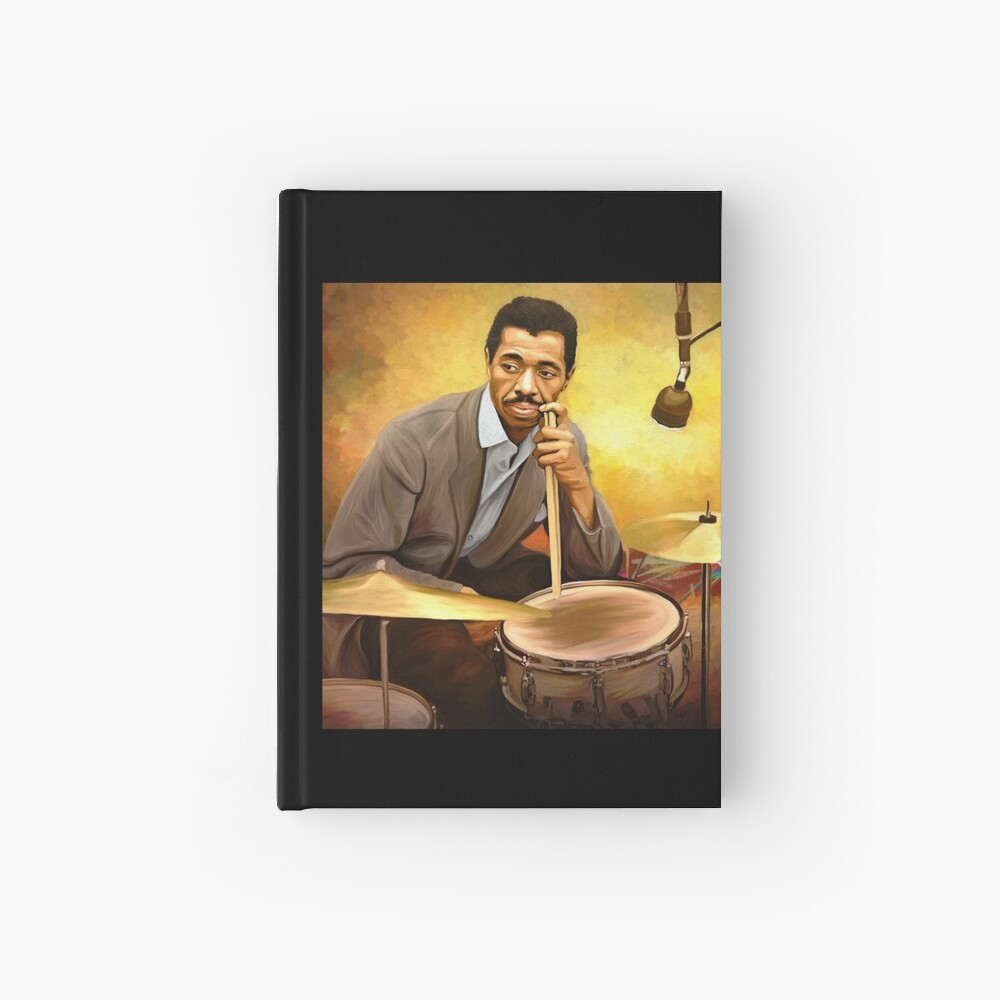 Honoring Philly Joe Jones: Great Jazz Drummer Hardcover Journal