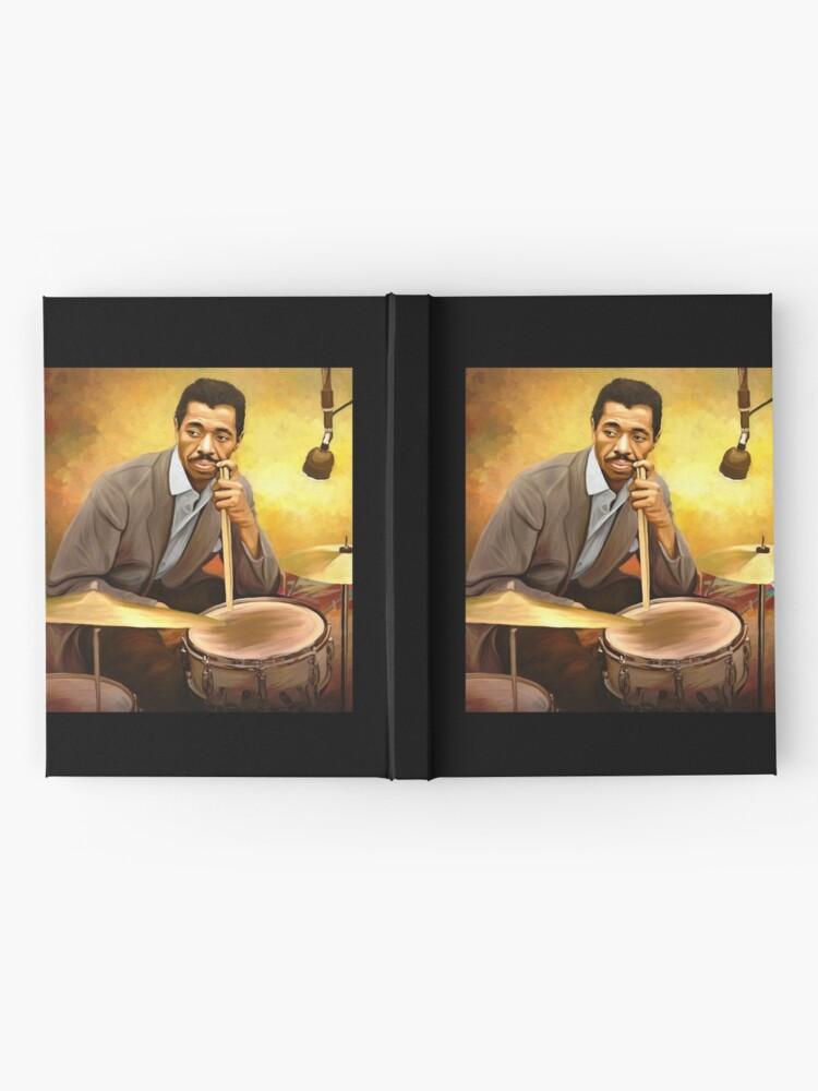 Alternate view of Honoring Philly Joe Jones: Great Jazz Drummer Hardcover Journal