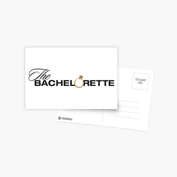 The Bachelorette Postcard