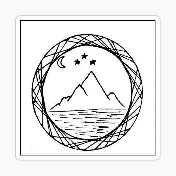 The Night Court Sticker
