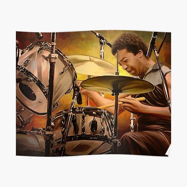 Honoring Tony Williams: Great Jazz Drummer Poster