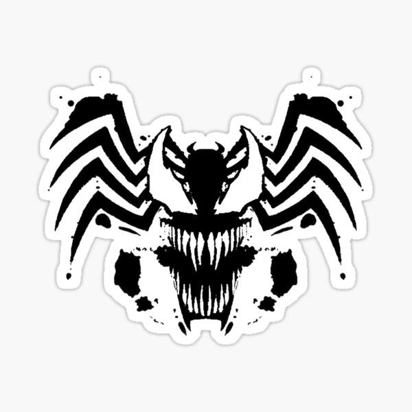 Symbiote  Sticker