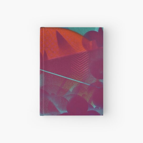 Electric Storm Hardcover Journal
