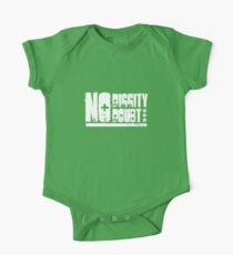 """No Diggity - No Doubt"" - Light One Piece - Short Sleeve"