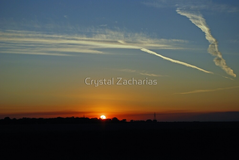 God's Canvas by Crystal Zacharias
