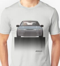 Modern Japanese Icons: Subaru Alcyone SVX (Split) T-Shirt