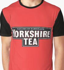 Yorkshire Tea Graphic T-Shirt