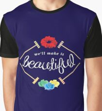 Make It Beautiful — Heathers: the Musical Graphic T-Shirt