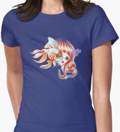 Dreamland Muses - Jellyfish Girl & Goldfish T-Shirt