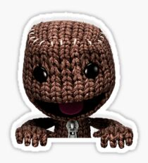 Sackboy Sticker