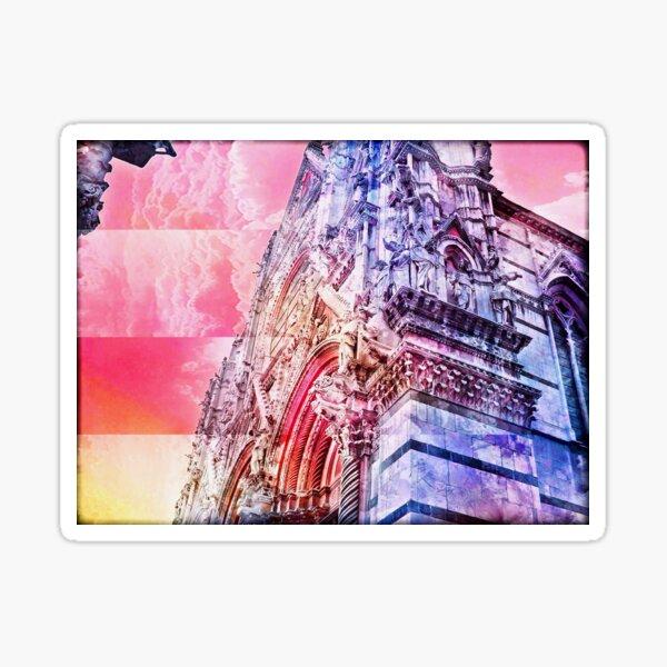 Sorbet Sky Sticker