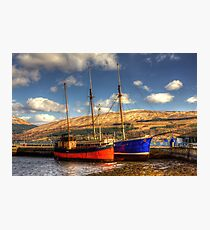 The Vital Spark Photographic Print