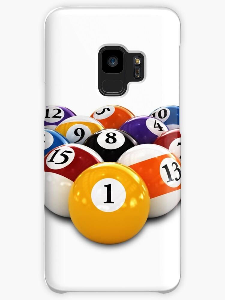 Fundas y vinilos para Samsung Galaxy «mesa de billar Juego de billar ... 023a6ec47a810