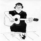 blues #1 by Matt Mawson