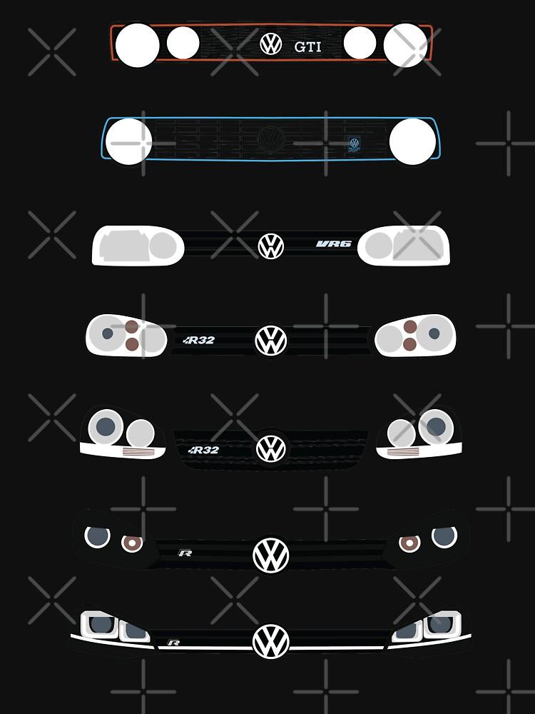 VW Golf | Unisex T-Shirt