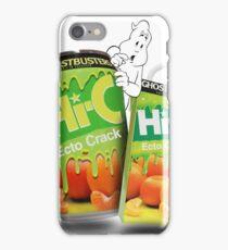 Ecto Crack iPhone Case/Skin