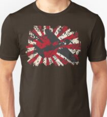 Japan Navy WW2 Pacific War Unisex T-Shirt