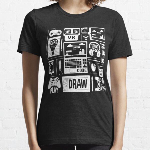 It's a Game Dev World Essential T-Shirt