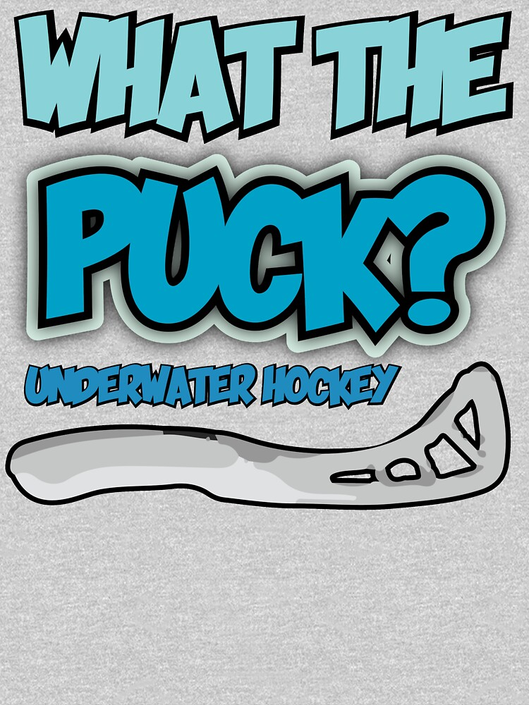 What The Puck? Underwater Hockey by BOLD-Australia