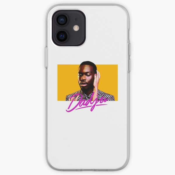 lafouine dadju Coque souple iPhone