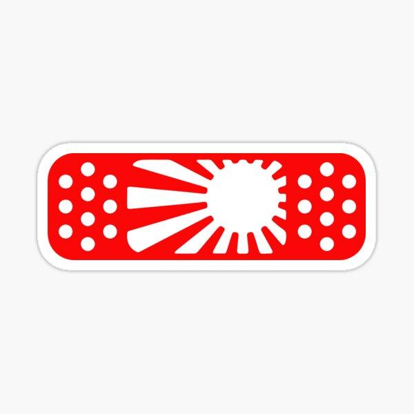 Japand-aid Sticker