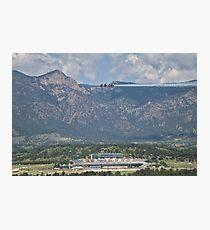 Thunderbirds in Colorado Springs #4 Photographic Print