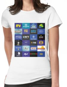 ITV Womens Fitted T-Shirt