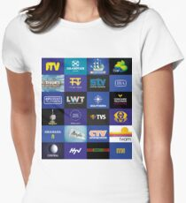 NDVH ITV Women's Fitted T-Shirt