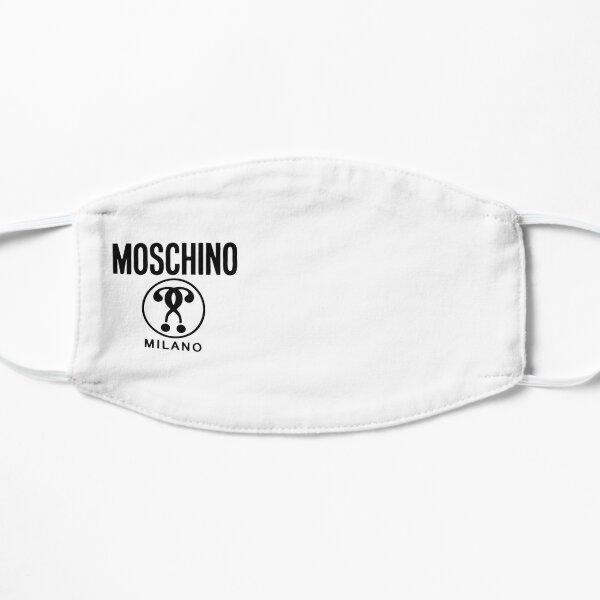 Moschino Milano Mascarilla plana