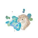 Otter by pokegirl93