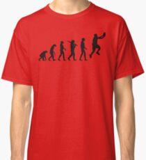 basketball evolution Classic T-Shirt