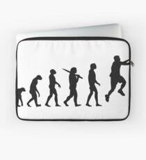 basketball evolution Laptop Sleeve