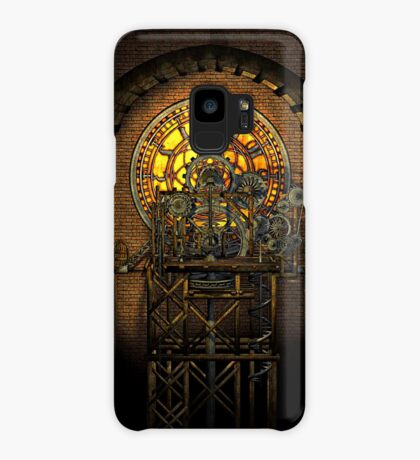 Inner Workings (Vintage Steampunk Clock) Case/Skin for Samsung Galaxy