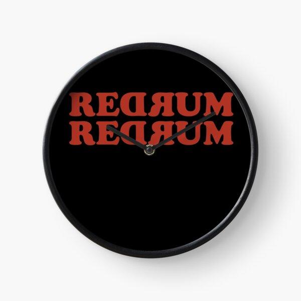 Redrum Redrum Clock