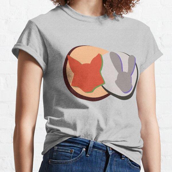 Nick and Judy Logo Design  Classic T-Shirt